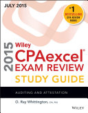 Wiley CPAexcel Exam Review 2015 Study Guide July