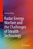 Radar Energy Warfare and the Challenges of Stealth Technology Pdf/ePub eBook