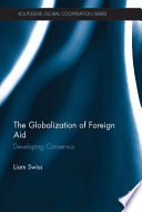 The Globalization of Foreign Aid Book