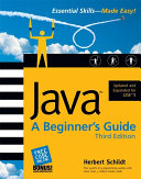 Java: A Beginner's Guide, Third Edition