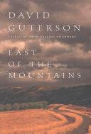 East of the Mountains Pdf/ePub eBook