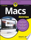 """""""Macs For Dummies"""" by Edward C. Baig"""