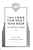 The     Film Daily Year Book of Motion Pictures Book