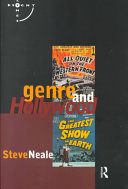 Genre and Hollywood