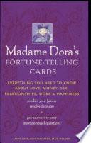 Madame Dora S Fortune Telling Cards