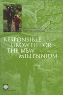 Responsible Growth for the New Millennium