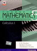 Calculus-1: Course in Mathematics for the IIT-JEE and Other Engineering Entrance Examinations