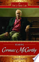 Reading Cormac McCarthy