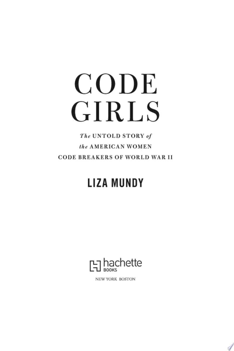 Code Girls image