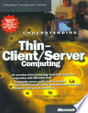 Understanding Thin-client/server Computing