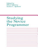 Studying the Novice Programmer Book