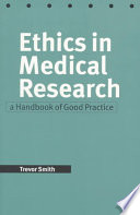 Ethics in Medical Research