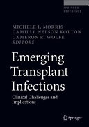 Emerging Transplant Infections