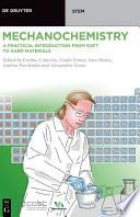 Mechanochemistry Book