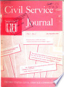 Civil Service Journal Book PDF