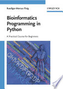Bioinformatics Programming in Python