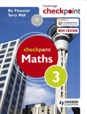 Books - Checkpoint Mathematics Students Book 3 | ISBN 9781444143997