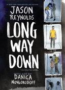 Long Way Down Graphic Novel Book