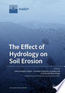The Effect of Hydrology on Soil Erosion Book