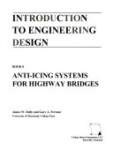 Introduction to Engineering Design  Anti icing systems for highway bridges