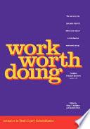 Work Worth Doing