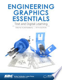 Engineering Graphics Essentials Fifth Edition Book