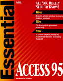 Essential Access 95 - Allen Browne, Alison Balter - Google Books