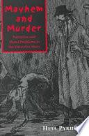 Mayhem and Murder Pdf/ePub eBook