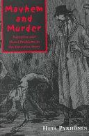 Pdf Mayhem and Murder