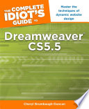 The Complete Idiot S Guide To Dreamweaver Cs5 5