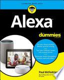 """Alexa For Dummies"" by Paul McFedries"