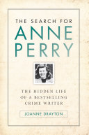 The Search for Anne Perry Pdf/ePub eBook