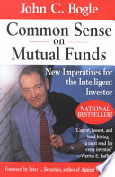 Common Sense On Mutual Funds Book PDF