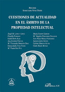 Cuestiones de actualidad en el ámbito de la propiedad intelectual