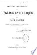 Histoire universelle de l'Église Catholique: (624 p.)