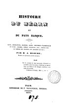 Histoire du Béarn et du pays basque