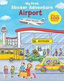 My First Sticker Adventure Airport