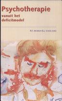 Psychotherapie vanuit het deficit-model