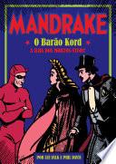 Mandrake - O Barão Kord: A Ilha dos mortos-vivos