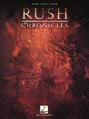 Rush - Chronicles Songbook [Pdf/ePub] eBook