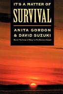 David Suzuki Books, David Suzuki poetry book