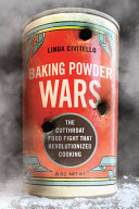 Baking Powder Wars Book
