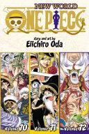 One Piece  Omnibus Edition   Vol  24