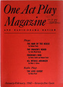 One Act Play Magazine and Radio drama Review Book