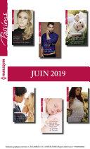 12 romans Passions (n°797 à 802 - Juin 2019)