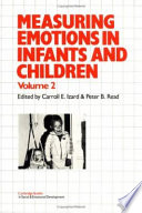 Measuring Emotions in Infants and Children: Volume 2