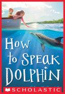 How to Speak Dolphin Pdf