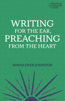 Writing for the Ear, Preaching from the Heart Pdf/ePub eBook