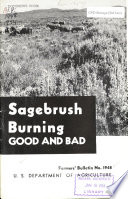 Sagebrush Burning