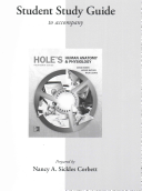 Student Study Guide for Hole s Human Anatomy   Physiology